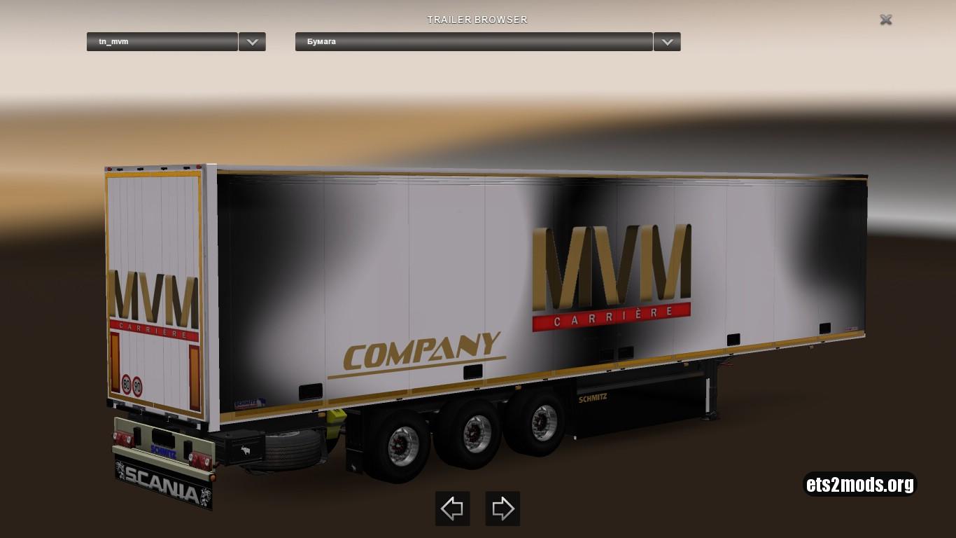 Combo Pack MVM Company