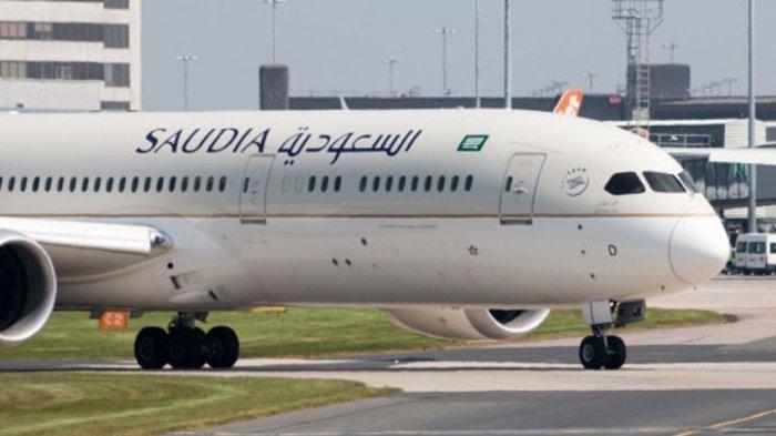 Pulang ke Tanah Air, Habib Rizieq Tiba di Bandara Cengkareng Menggunakan Pesawat Saudia