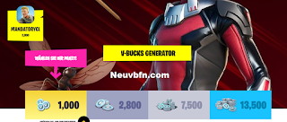 Neuvbfn.com || neuvbfn. com Get Free Vbucks fornite 2021 from neuvbfn com