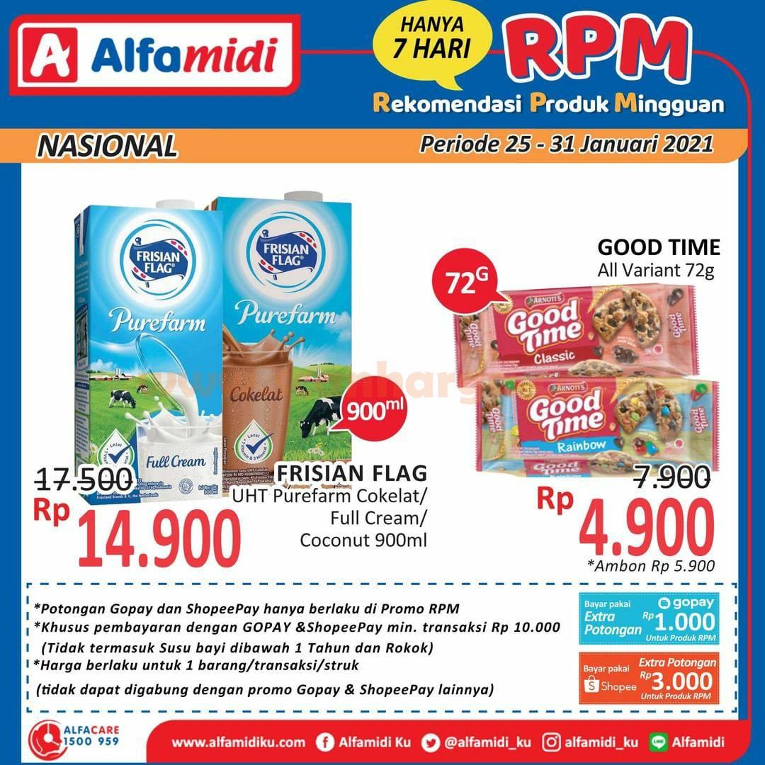 Promo ALFAMIDI RPM Periode 25 - 31 Januari 2021 1