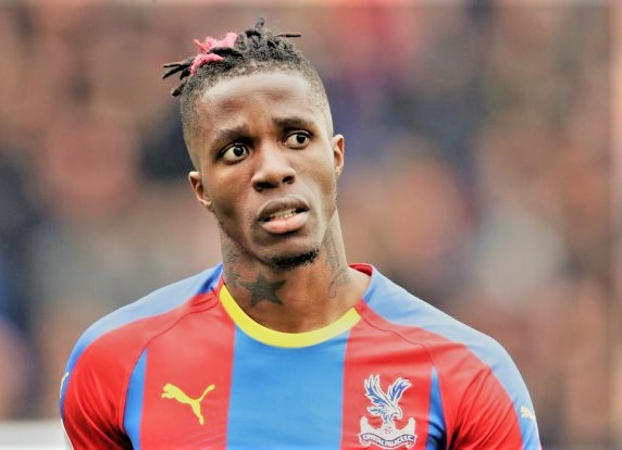EPL: Wilfried Zaha Wants To Leave Crystal Palace