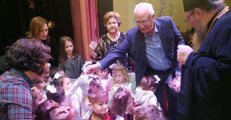 Ολοκληρώθηκαν οι Χριστουγεννιάτικες Δράσεις των Παιδικών Σταθμών του Δήμου Λαρισαίων