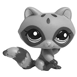 LPS Raccoon V1 Pets