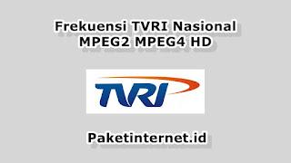 Frekuensi TVRI Nasional