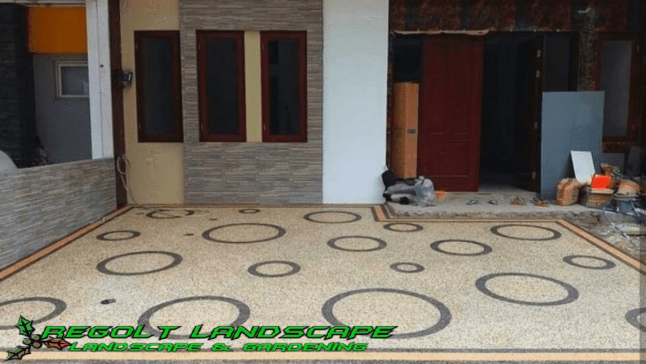 Jasa Pemasangan Batu Sikat, Carport Di Tangerang