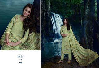 OmTex Annya Lawn Salwar Kameez Collection