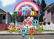 Gumball Amazing Puzzle