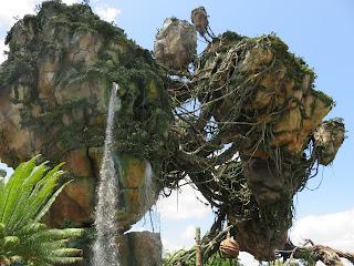 Pandora World of Avatar Disney