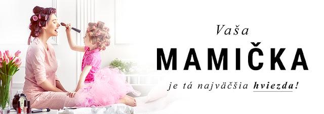 Vyber so mnou darček pre svoju maminu