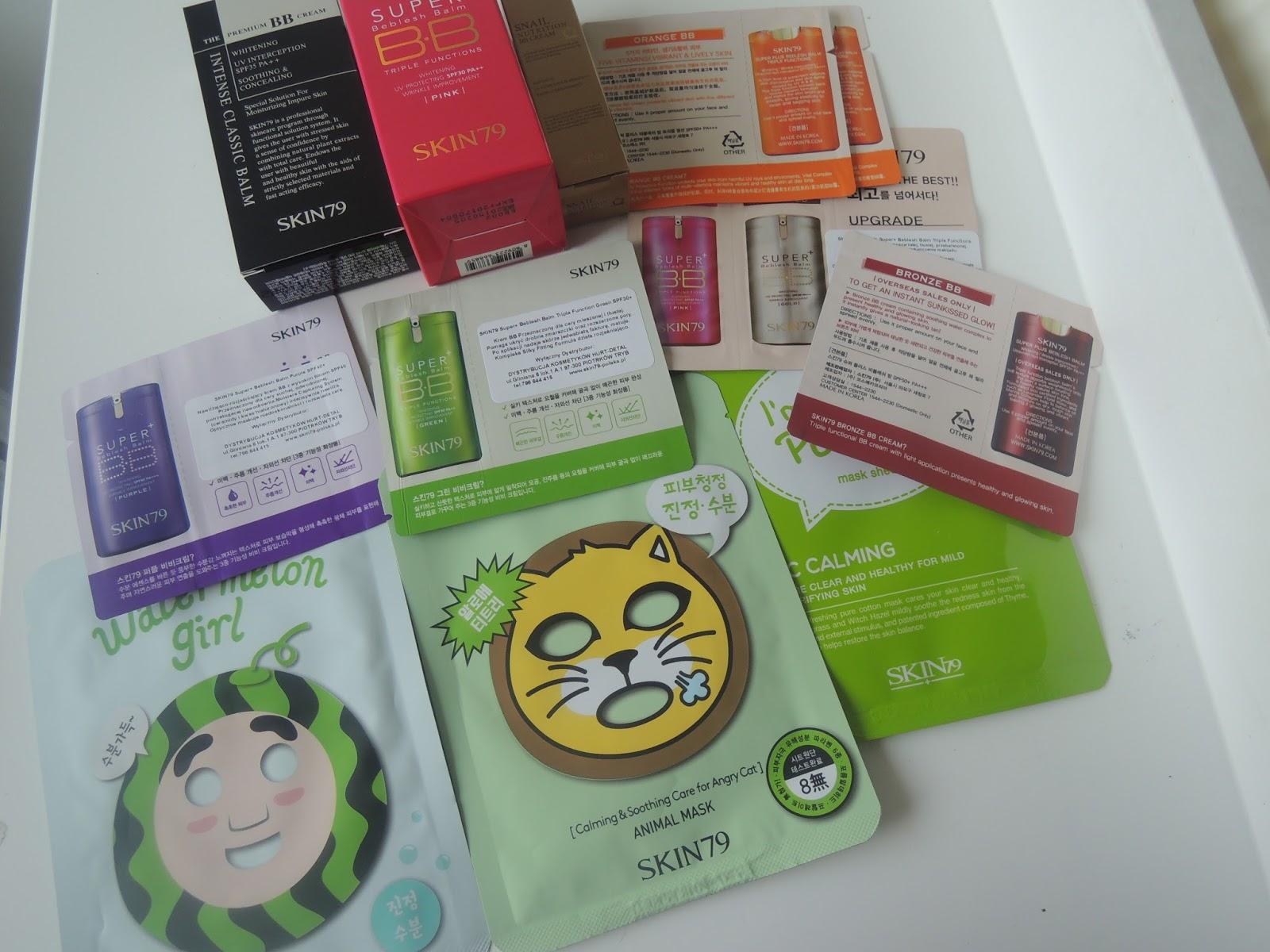 Gdzie kupować azjatyckie kosmetyki-Aktualizacja
