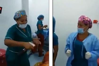 Lima Perawat Berjoget Saat Pasien Dibius di Ruang Operasi
