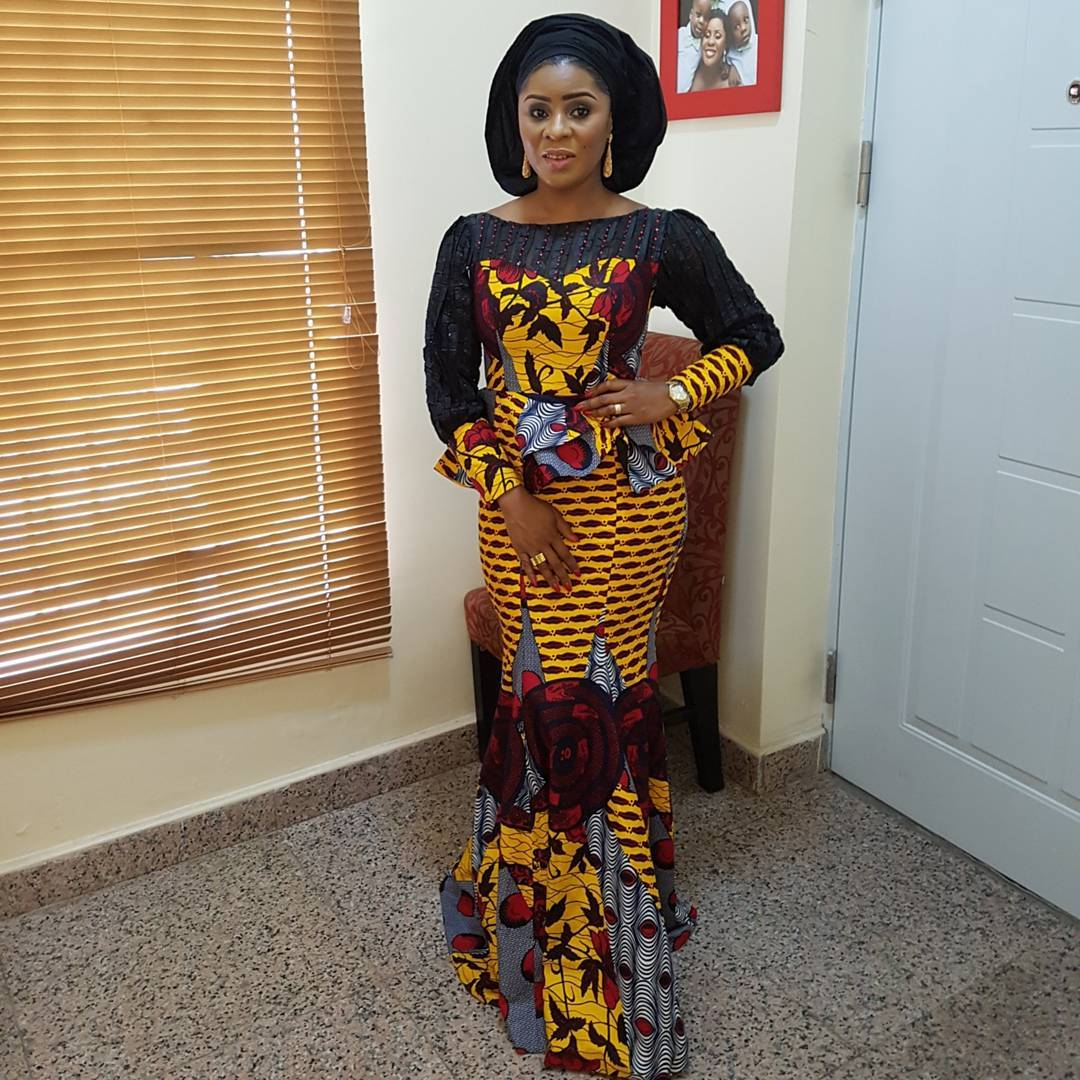 15 Best Ankara Styles For June 2018