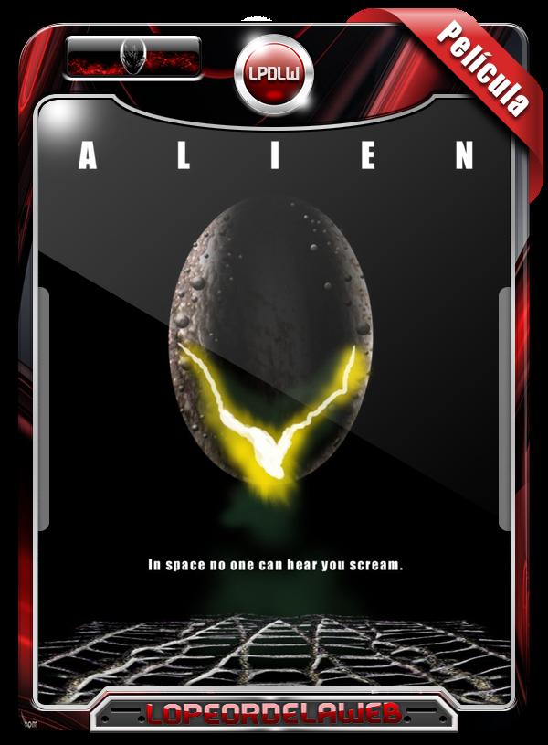 Alien, El Octavo Pasajero (1979) 720p H264 Dual Mega