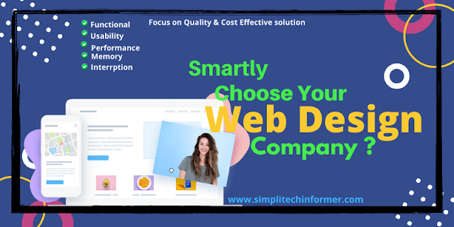 How To Choose The Best Web Design Company.