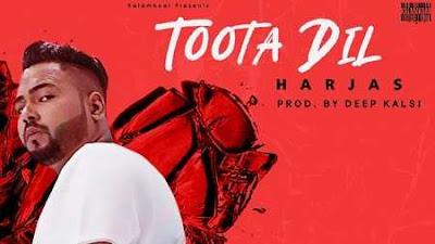 Toota Dil Lyrics