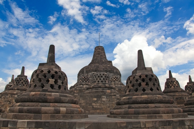 Borobudur el camino al nirvana grabado en piedra