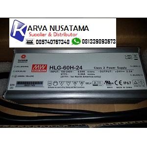Jual HLG-60H-24 Outdoor Indoor 24V 2.5A  di Probolinggo