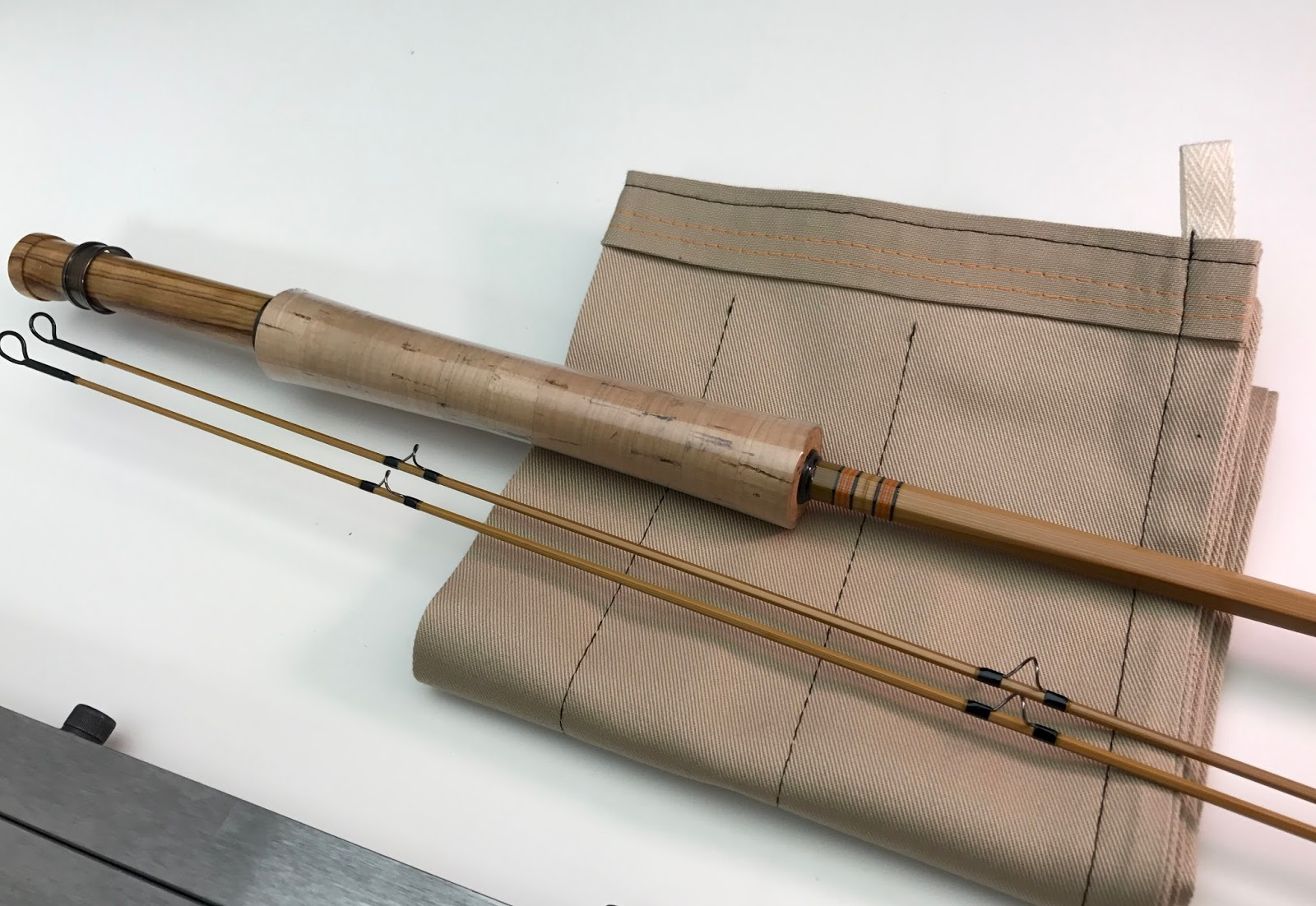 Anthony Joseph Pagley Jr Bamboo Fly Rods January 2017