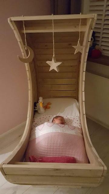 صور تصاميم خرافيه جدا لسرير أطفال بيبي حلو جدا