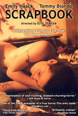 Scrapbook film erotyczny plakat
