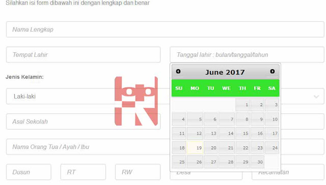 default jquery ui datepicker