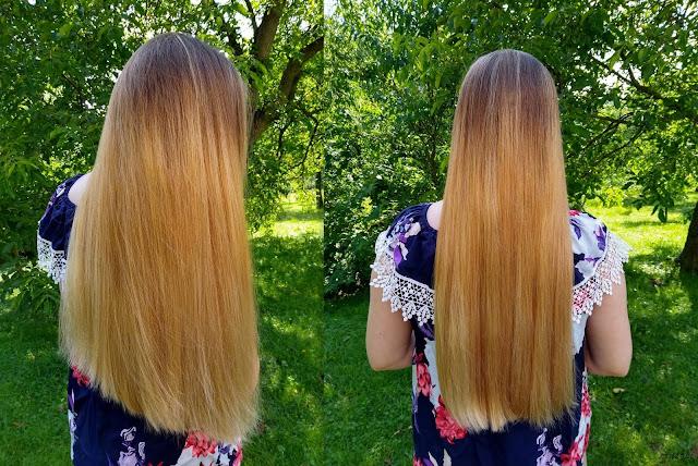 Sombre- czyli jak po 6 latach zmieniłam fryzurę