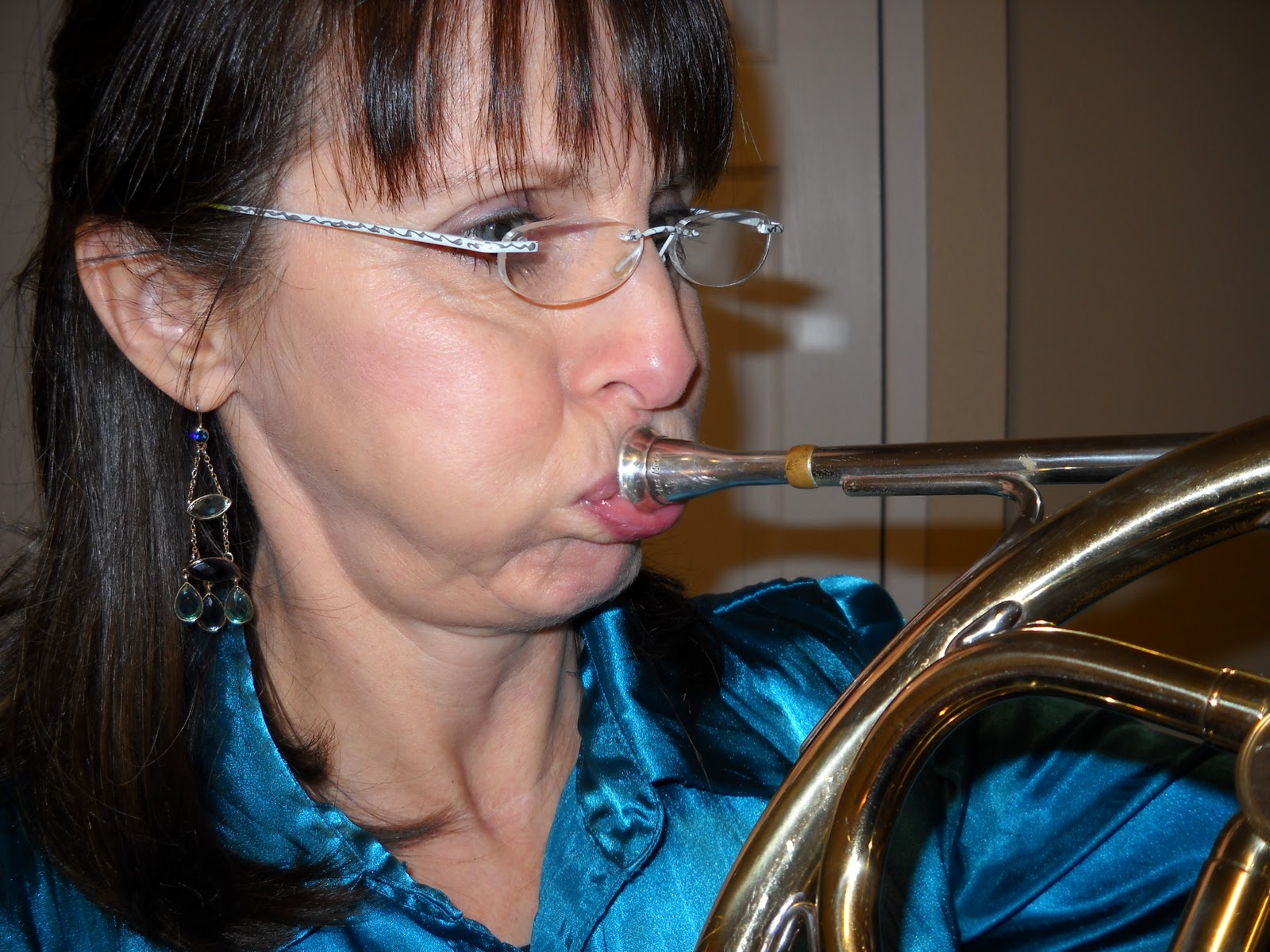 french horn   Windsing dat shit cray