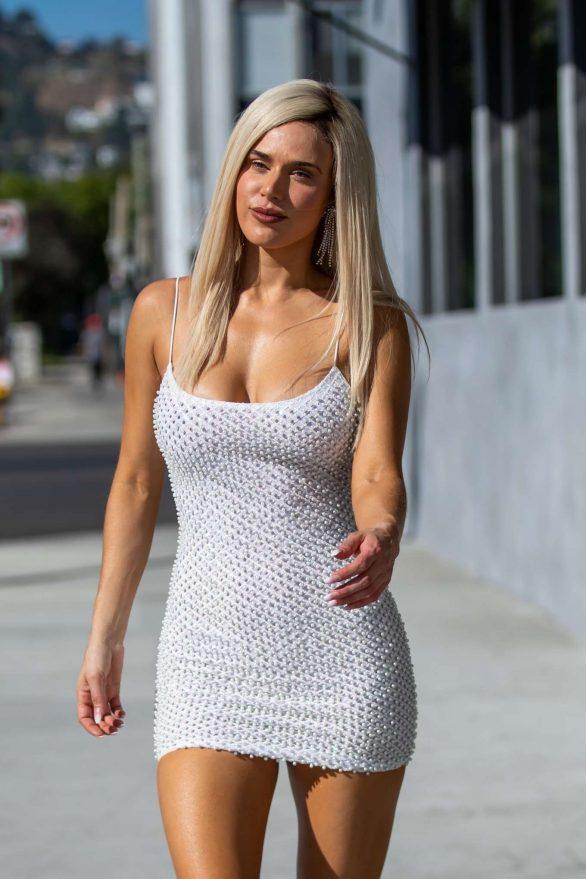 CJ Perry Lana in Mini Dress