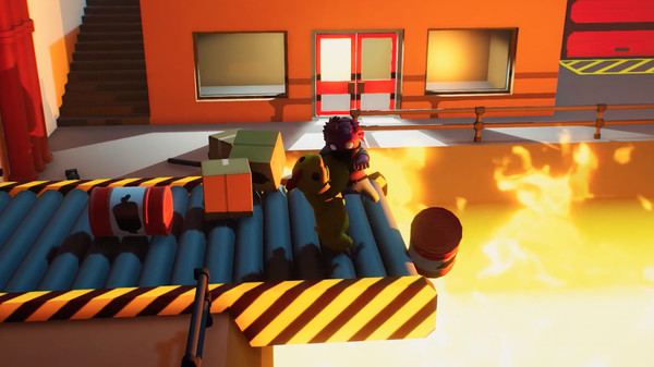 Gang Beasts v0.7.0 PC Free Download Screenshot 2