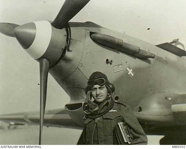 Royal Hellenic Air Force Hurricane in North Africa, 4 February 1942 worldwartwo.filminspector.com