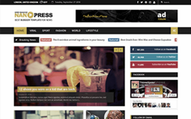 Best-blogger-templates-nanopress-free