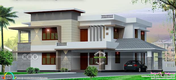 Kerala House Design And Floor Plans 2017 - Escortsea