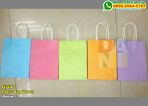 Paper Bag Warna