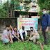 क्लीन विलेज ग्रीन विलेज कार्यक्रम के तहत हुआ वृक्षारोपण