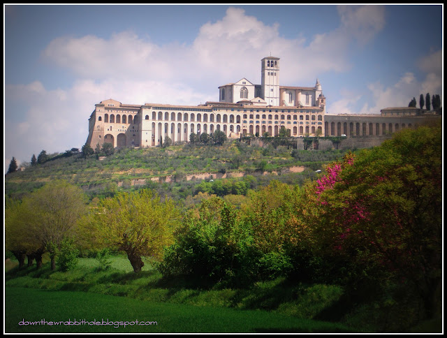 medieval building Assisi Italy, Umbria Italy, things to see in Assisi