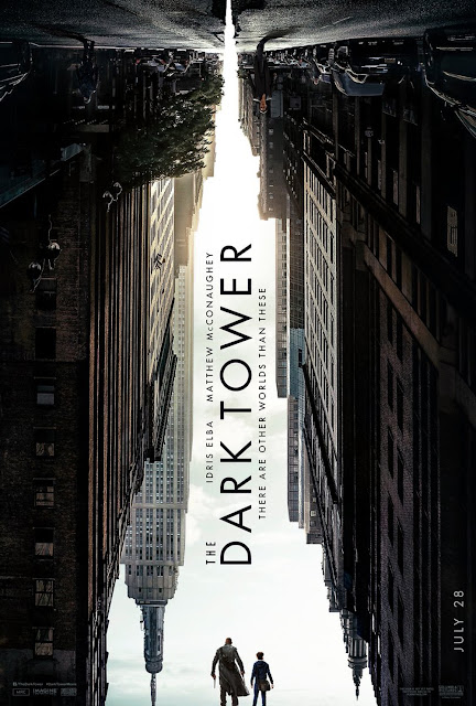 The Dark Tower teaser poster