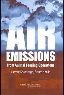 Air Emissions from Animal Feeding Operations: Current Knowledge, Future Needs 1st Edition