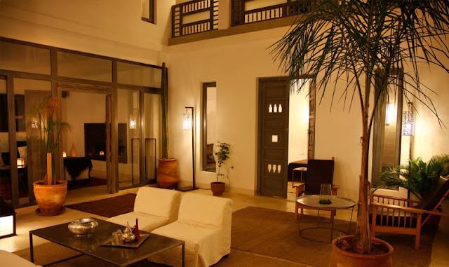 hotel con encanto en Marrakech