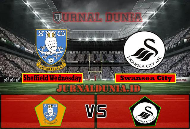 Prediksi Sheffield Wednesday vs Swansea City, Rabu 14 April 2021 Pukul 00.00 WIB
