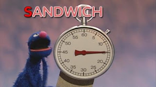 Prairie Dawn gives Grover 15 seconds to say an S word. Sesame Street Alphabet Songs