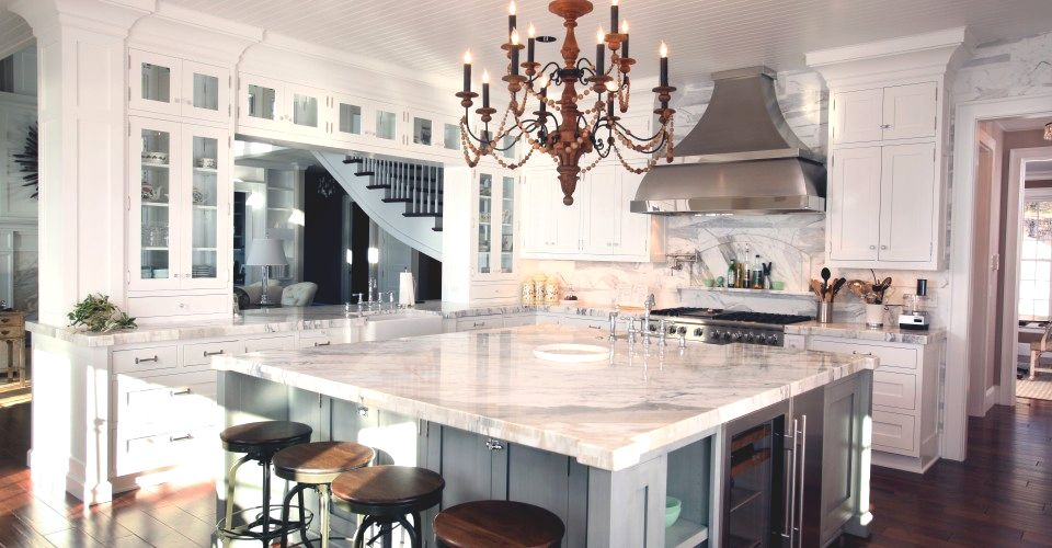 Signature Design Cabinetry marble x