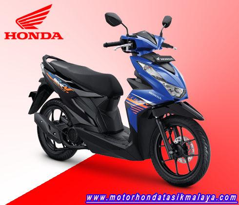 Mau Kredit Motor Honda Beat Tasikmalaya