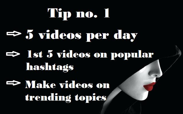 How get views and followers on tiktok