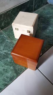 Souvenir Kotak Kayu