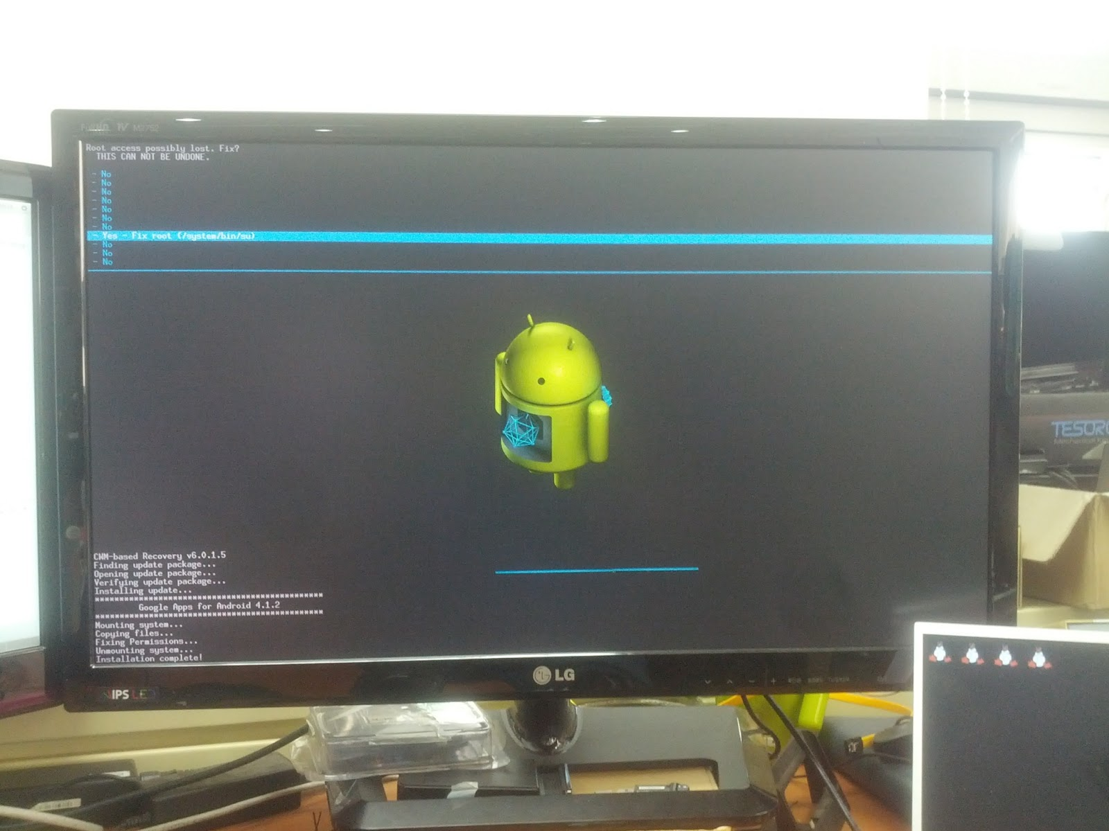Android KitKat 4 4 for ODROIDs