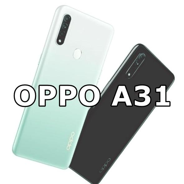 Harga dan Spesifikasi OPPO A31 2020