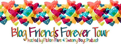 Blog Friends Forever Tour banner