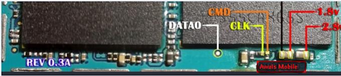 Samsung G610F, G610Y Direct emmc dump file tested download
