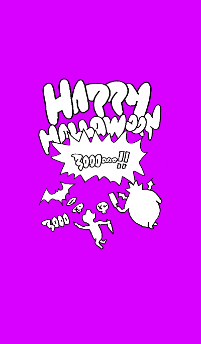 Halloween march 02
