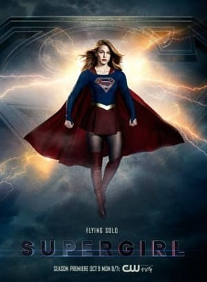 Série Supergirl - 3ª Temporada 2017 Torrent